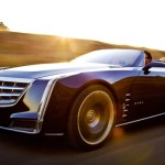 The Sporty Cadillac Ciel Concept Car