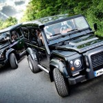 Rugged Vilner Land Rover Defender