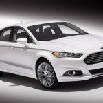 2013 Ford Fusion Unveiled at Detroit Auto Show [Video + Pics]