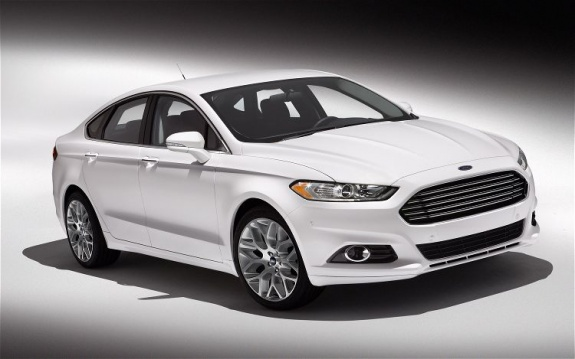 2013 Ford Fusion (1)