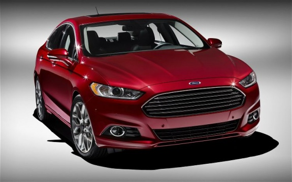 2013 Ford Fusion (2)