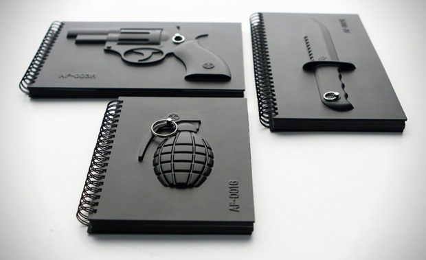 MollaSpace Armed Notbook