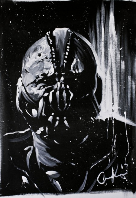 BANE Print Nine-1-Nine