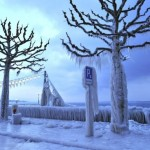Photo Gallery of Europe's Deadly Winter of 2012