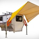 Firefly Trailer – Ultra Compact Camping Trailer x NASA