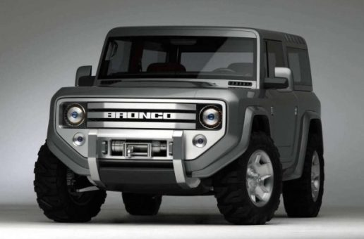 Ford Intro's New Ford Bronco