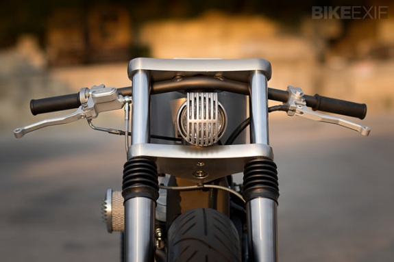 Harley Sportster by Bull Cycles