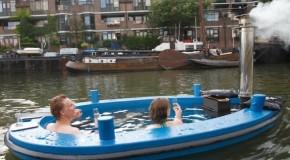 HotTug – The Hot Tub Tug Boat