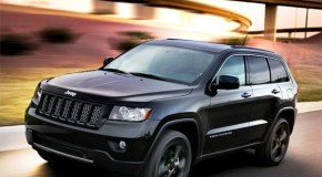 2012 Jeep Grand Cherokee Laredo X Model – Black Emo Edition