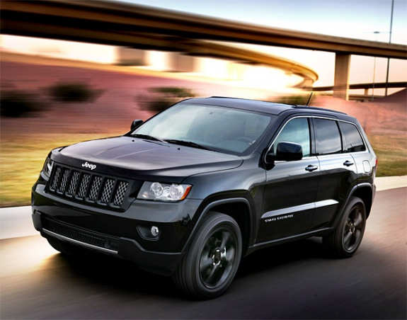 Jeep Grand Cherokee Laredo X Emo Edition (6)