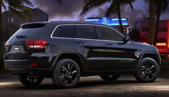 Jeep Grand Cherokee Laredo X Emo Edition (5)