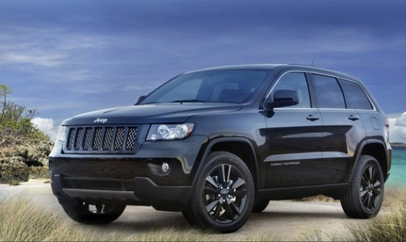 Jeep Grand Cherokee Laredo X Emo Edition (4)