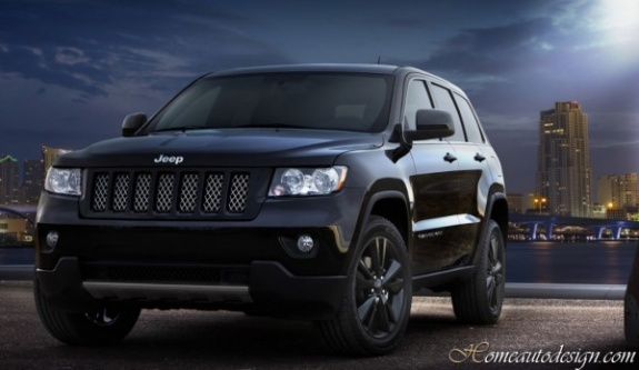 Jeep Grand Cherokee Laredo X Emo Edition (3)
