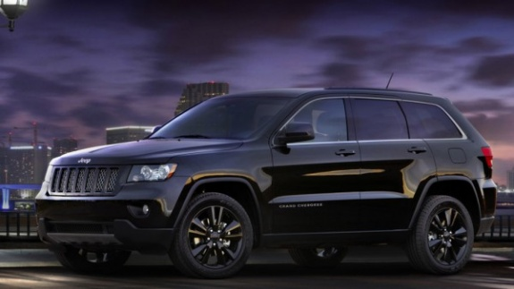 Jeep Grand Cherokee Laredo X Emo Edition (2)