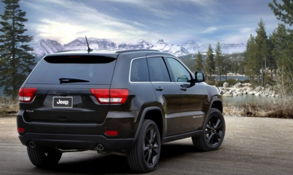 Jeep Grand Cherokee Laredo X Emo Edition (1)