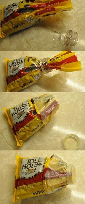 Life Hack - Soda Top