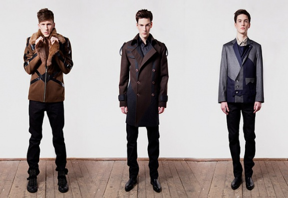 Lukasz Stepien Fall and Winter 2011 Fashion