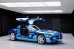 Mercedes-Benz SLS AMG Coupe Electric Drive 1
