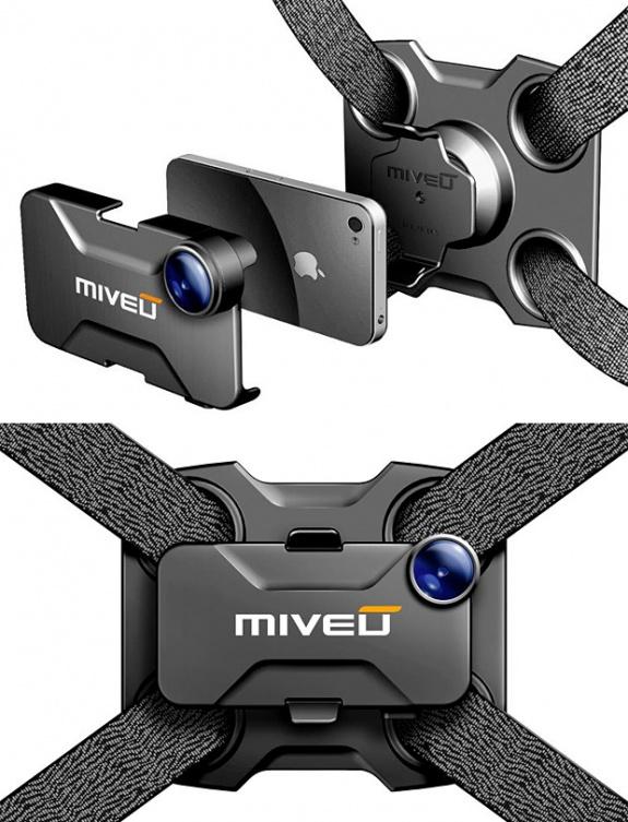 Miveu POV iPhone Camera