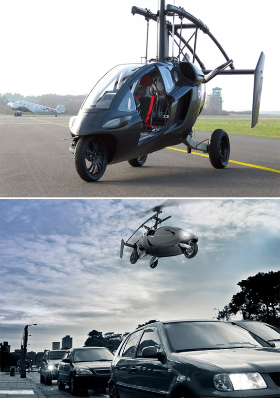 Palv One Flying Car
