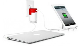 One Plug Charges Two Devices – PlugBug x Twelve South