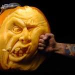 The Amazing Pumpkin Sculptures of Ray Villafane