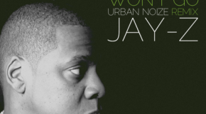 Jay-Z & Adele – Won't Go (Wishing) [Urban Noize Remix]