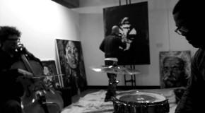 Art Meets Music in Nelson Mandela Tribute [Video]