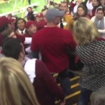Bama Fan Goes Crazy On OU Student REMIXED [Video]