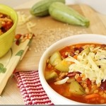 In Time for Fall – Vegetable Barley Chili