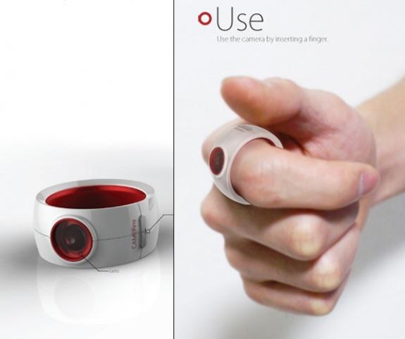 CAMER:ING - Camera Ring