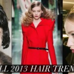 Fall Winter 2013 Women's Hair Style Trends