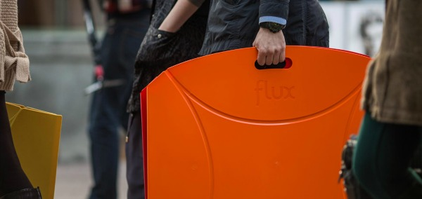 Flux: Foldable Furniture of the Future