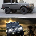 ICON Previews Mustang-Hearted Ford Bronco