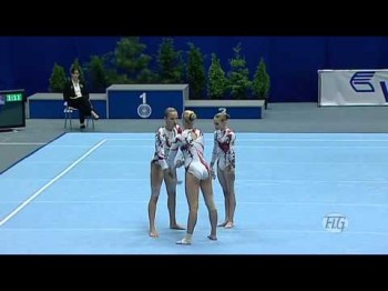 Incredible and Jaw Dropping Acrobatic Gymnastics Performance [Video]
