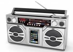 iPod Boombox