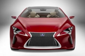 Lexus LF-LC Concept Car (10)