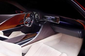 Lexus LF-LC Concept Car (11)