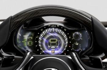 Lexus LF-LC Concept Car (12)