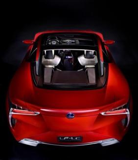 Lexus LF-LC Concept Car (3)