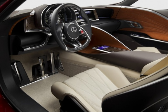 Lexus LF-LC Concept Car (5)