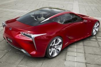 Lexus LF-LC Concept Car (6)