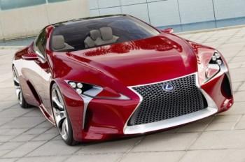 Lexus LF-LC Concept Car (7)