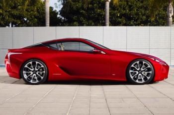 Lexus LF-LC Concept Car (8)