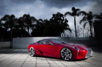 Lexus LF-LC Concept Car (9)