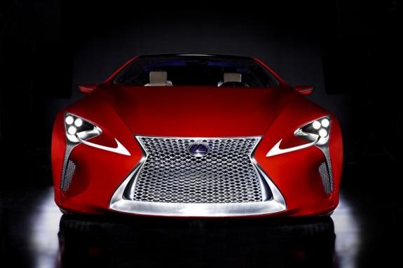 Lexus LF-LC Concept Car (2)