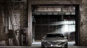 The Peugeot HX1 Concept Car