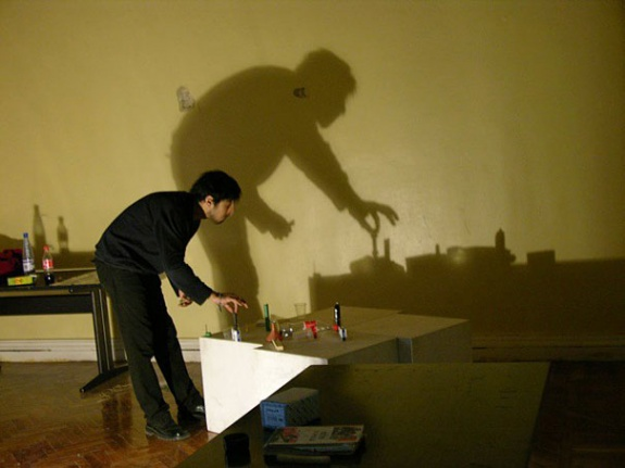 Shadow Art by Rashad Alakbarov (4)