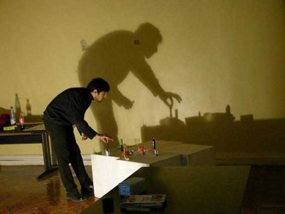 Shadow Art by Rashad Alakbarov (4)
