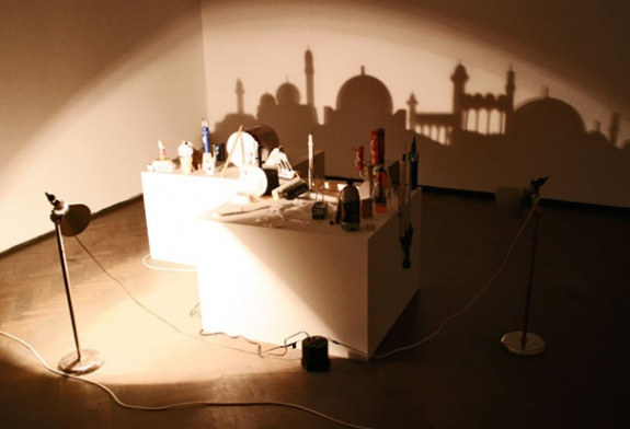 Shadow Art by Rashad Alakbarov (5)